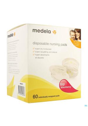 Medela Compresses Allaitement 60 00803733225034-20