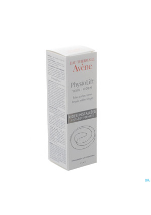 Avene Physiolift Yeux Creme 15ml3236122-20