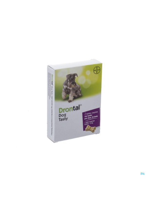 Drontal Tasty Bone 150/144/5mg 10kg Dog Comp 23245693-20