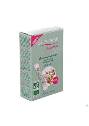 Calmosine Boisson Apais.extr.plantes Bio 12dosette3248689-20