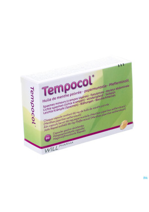 Tempocol Caps 90 X 182mg3249281-20