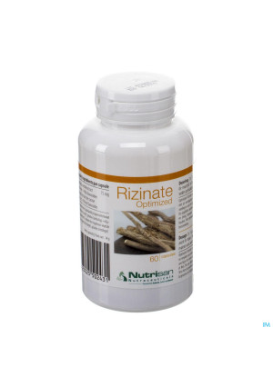 Rizinate Optimized 60 V-caps Nutrisan3255965-20