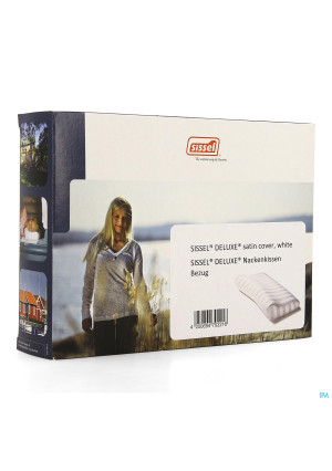 Sissel Taie Satinee Pour Oreiller Deluxe3257763-20