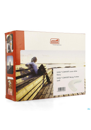 Sissel Housse Fleece Blanche Pour Coussin Comfort3258209-20