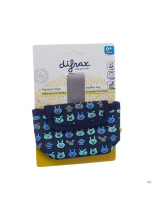 Difrax Petit Etui Pour Tetine New3263480-20
