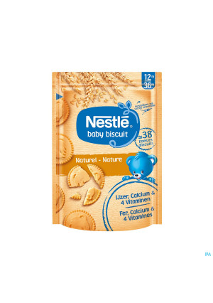 Nestlé Baby Biscuits Nature180g3268059-20