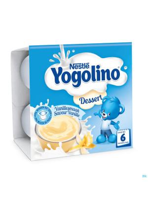 Nestle Baby Dessert Saveur Vanille Pot 4x100g3268208-20