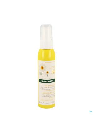 Klorane Capil. Spray Eclairc. Camomille 125ml3269917-20