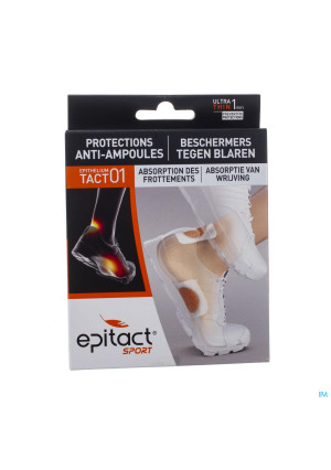 Epitact Protections Ampoules Sport3272101-20