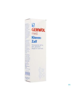 Gehwol Med Pommade Gercures Tube 75ml 111401053275740-20