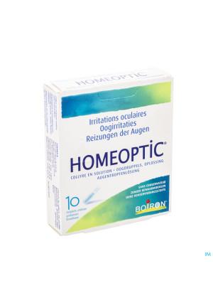 Homeoptic Unidoses 10 X 0,4ml Boiron3280781-20