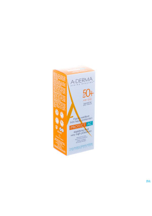 Aderma Protect Creme Acne Ip50+ Tube 40ml3285574-20