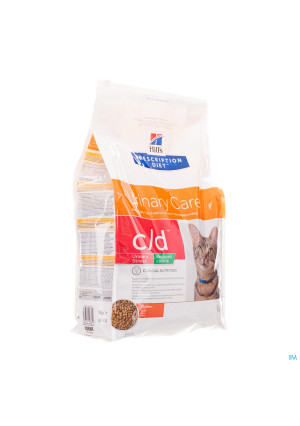Hills Prescrip.diet Feline Cd Urin.reduc.cal. 4kg3287356-20
