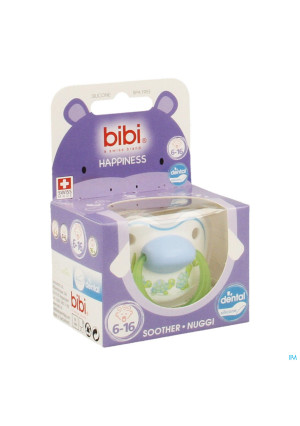 Bibi Sucette Dental Play With Us 6-16m3296936-20