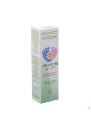 Akileine Kids 3-12 Creme A/transpirante Tube 50ml3297132-20