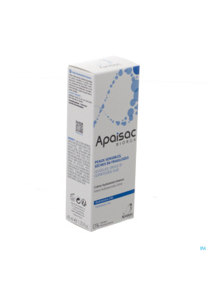Apaisac Biorga Creme Hydratation Intense Tube 40ml3299138-20