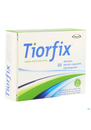 Tiorfix 100mg Impexeco Caps Dur 20 X 100mg Pip3303856-20