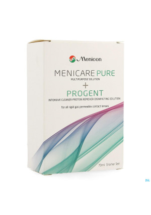 Menicare Pure Set Depart Progent 70ml3307535-20