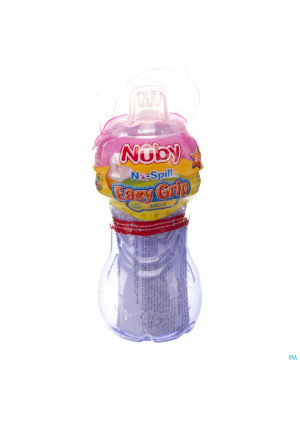 Nûby Gobelet anti-goutte Easy Grip™ 300ml 6m+3318904-20