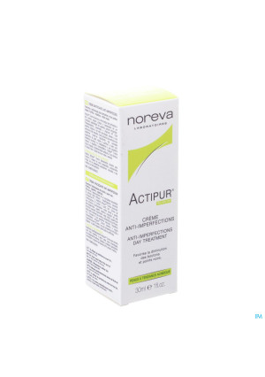 Actipur Creme A/imperfections Tube 30ml3321783-20