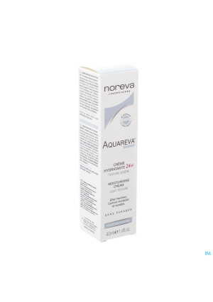 Aquareva Creme Hydra 24h Texture Legere Tube 40ml3321858-20