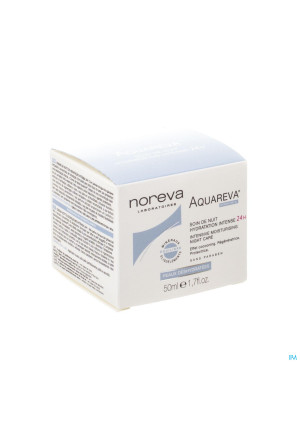 Aquareva Soin Nuit Hydratation Intens 24h 50ml3321874-20