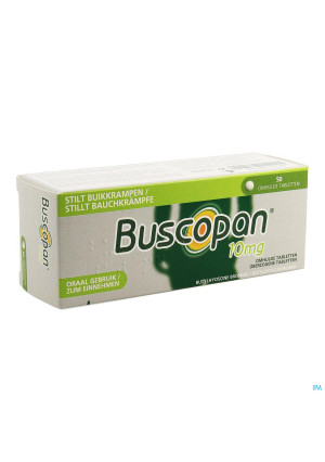 Buscopan 10mg Comp Pell 50 X 10mg Pip3343555-20