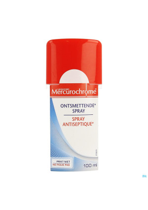 Mercurochrome Sray Antiseptique 100ml3344173-20