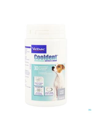 Cooldent Dentif A Croq. Mauv.haleine Chien Comp 303344819-20