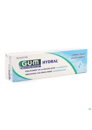 Gum Hydral Gel Buccal Humectant 50ml 60003348711-20