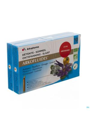Arkofluide Detente Sommeil Unicad.20 Rempl.31537313348992-20