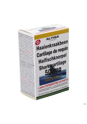 Altisa Cartilage De Requin 500mg Tabl 603349842-20