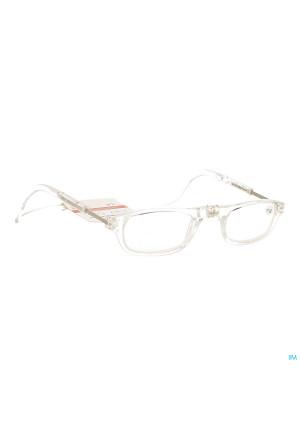 Clipyreader Lunettes +1.00 Transparent3360476-20