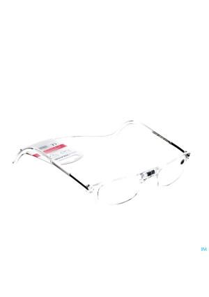 Clipyreader Lunettes +1.50 Transparent3360484-20