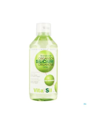 Vitasil Silicum Organique + Ortie 500ml3361862-20