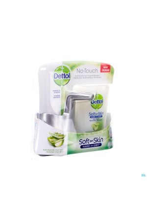 Dettol Healthy Touch Nt + Aloe Vera Rech.nf 250ml3375268-20