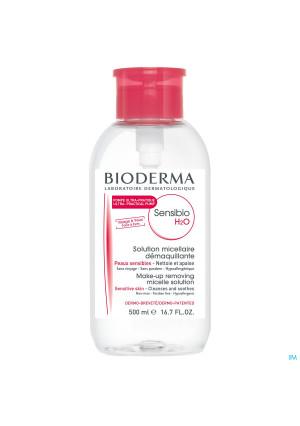 Bioderma Sensibio H20 Sol. Micel. Pompe Inver. 500ML3376928-20
