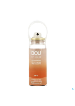 Dou My Hands Spray Nettoyant Ginger 50ml3380268-20