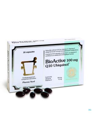 BioActive Q10 100mg 20 caps3380680-20