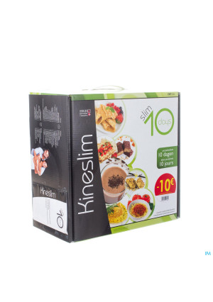 Kineslim Slim 10 Days Price Off-10€3381498-20