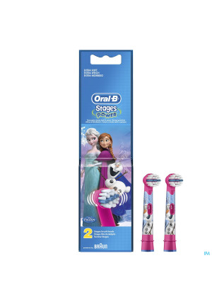 Oral B Brosse Dents Stages Frozen Power Refill3383056-20