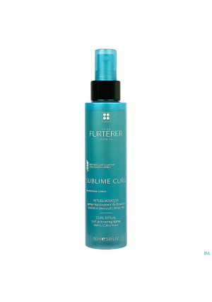 Furterer Sublime Curl Spray Reactiv. Boucles 150ml3383643-20