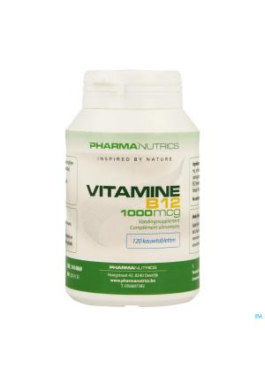 Vitamine B12 Pot Comp 120 Pharmanutrics3414869-20