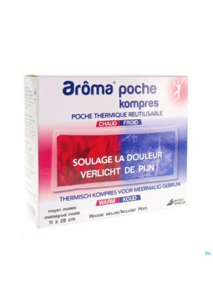 Aroma Poche Moyenne Gel 11x28cm3426624-20