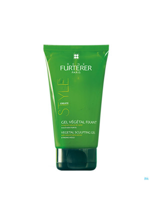 Furterer Style Gel Vegetal Fixant Nf Tube 150ml3428836-20