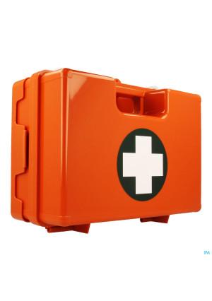 Boite Secours Orange Vide 28,0x20x11,5cm Covarmed3435500-20