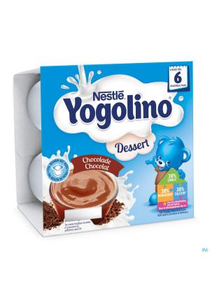 Nestle Baby Dessert Chocolat Pot 4x100g3436250-20