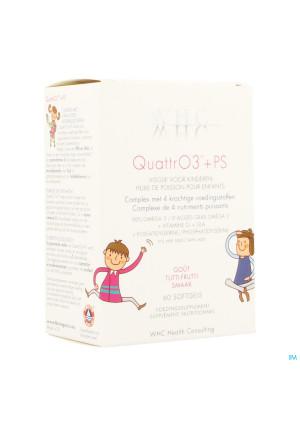 QuattrO3 + PS Softgels 603437019-20