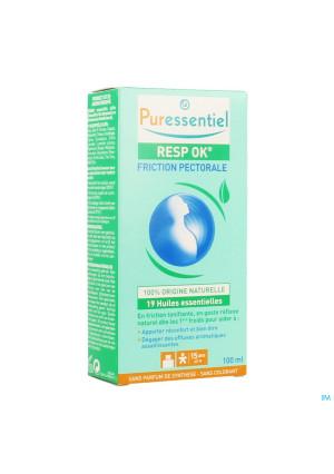 Puressentiel Respiratoire Friction Pectorale 100ml3439742-20