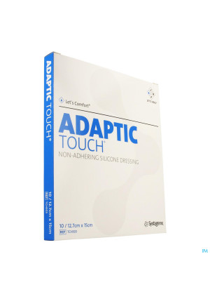 Adaptic Touch Pans Silicone 12.7x15cm 10 Tch5033440963-20